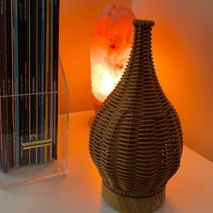 Wicker Diffuser / Urban Outfitters